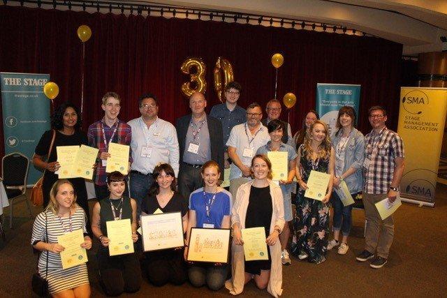 SMA awards 2018 winners